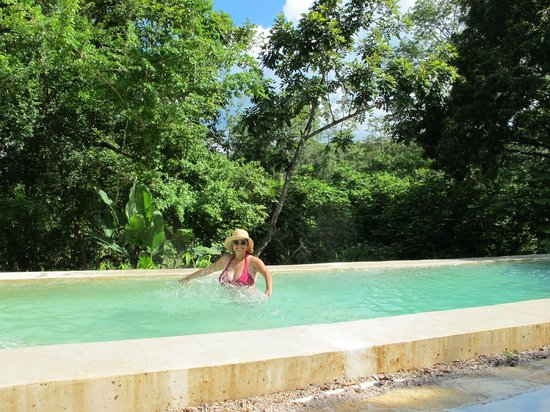 Piedra de Agua Palenque: Pool