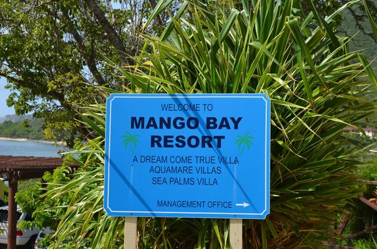 Mango Bay Resort: Mango Bay