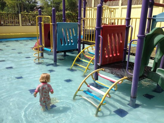 Lollipop's Playland and Cafe : Pool play area