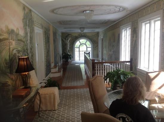 Clark House on Hayden Lake: Interior second floor