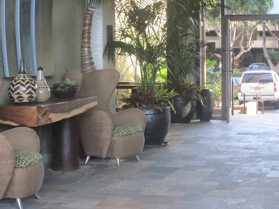 Mana Kai Maui: lobby