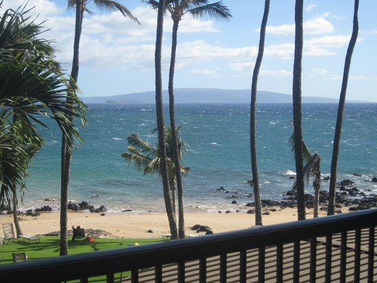 Mana Kai Maui: view from room 206