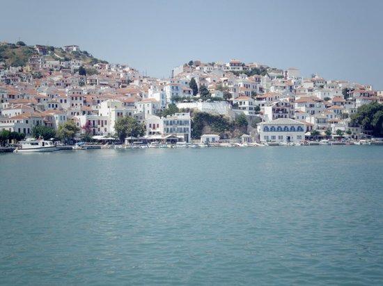 Ionia Hotel Skopelos: view