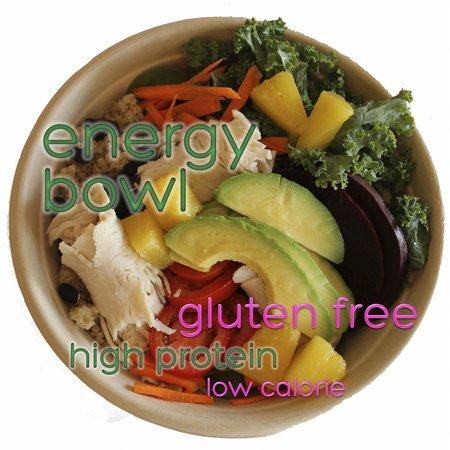 Pulse Cafe: Gluten free energy bowls