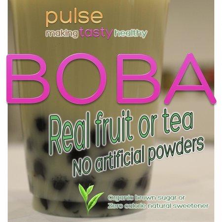 Pulse Cafe: Boba with no artificial powders