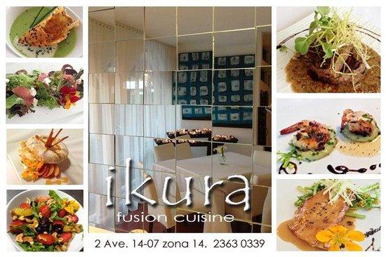 Ikura Fusión Cuisine