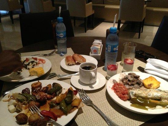 breakfast buffet picture of paradisus playa del carmen la perla rh tripadvisor com
