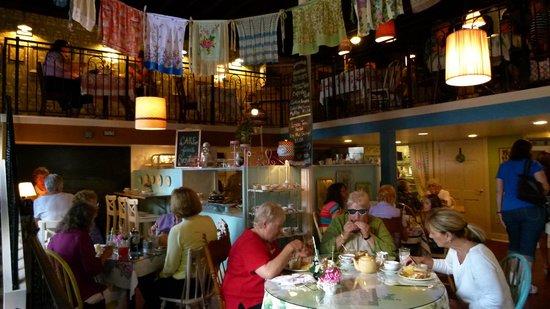 Tea Room Morris Il