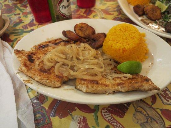 El Siboney Restaurant: Poulet mais à quoi?...