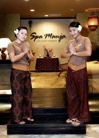 Spa Manja Entrance Picture Of Berjaya Waterfront Hotel Johor Bahru Johor Bahru Tripadvisor