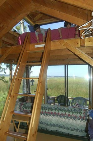 Castalia Marsh Retreat : BH