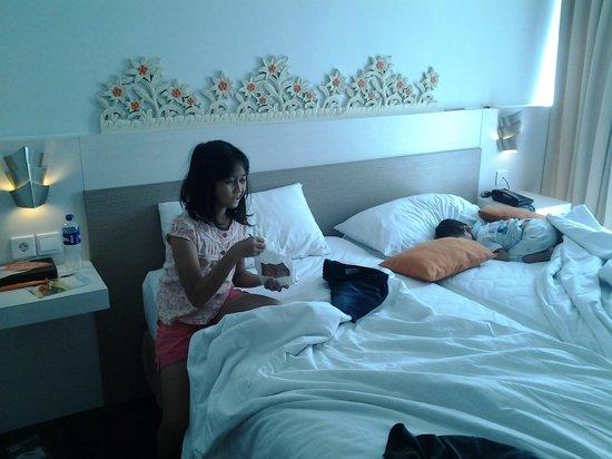 The Edelweiss Hotel Yogyakarta : kamar hotel
