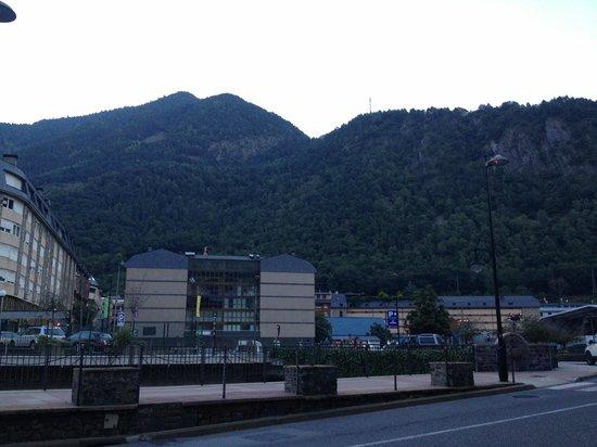Hotel Mercure : montagne