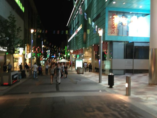 Hotel Mercure : centre ville