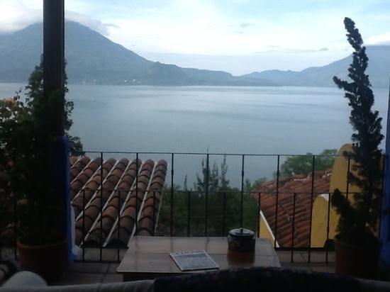 Casa Palopo : terraza suite 6