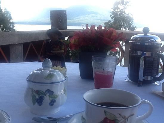 Casa Palopo : mi último café en Casa Palopó