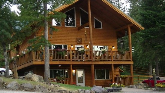 Timber Wolf Resort: B&B