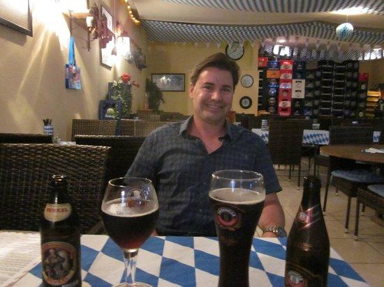 Bavaria German Restaurant: Delicious beers