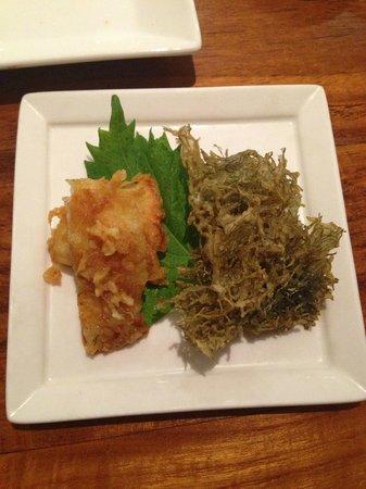 The Modern Honolulu: Fried seaweed