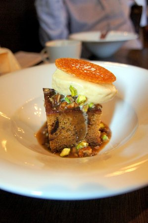 Mercer: Sticky Toffee Pudding