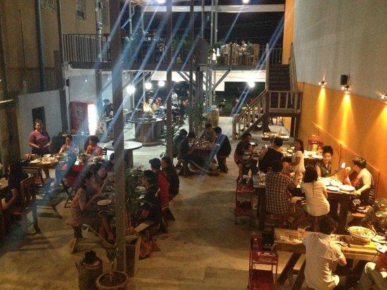 Tid Pak Restaurant: Good athmosphere