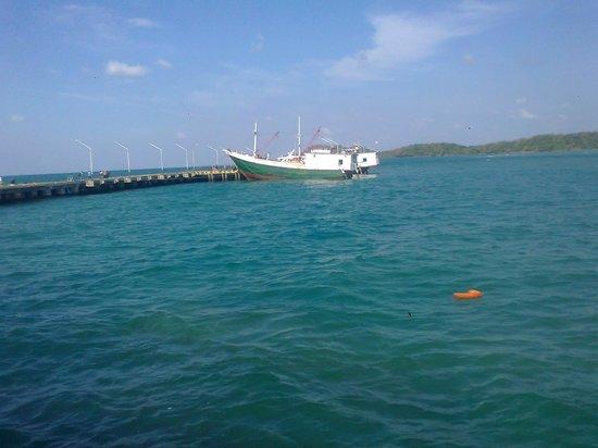 Bawean Island, Indonesia: pelabuhan bawean