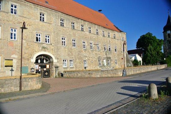 Healing Hotel Castle Schochwitz: Beautiful castle
