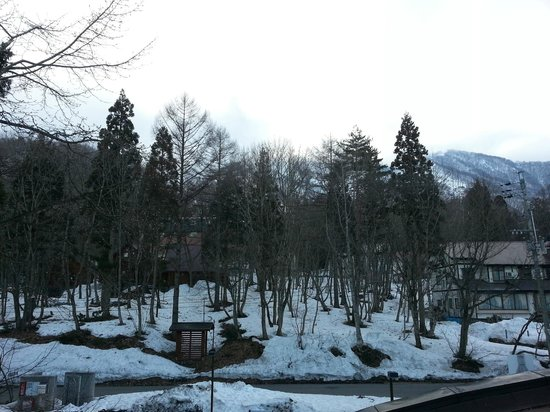 Aqua Alpine Hakuba: View from room