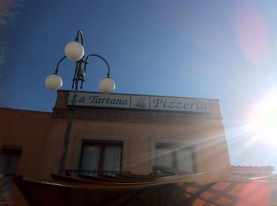 La Tartana: esterno ristorante