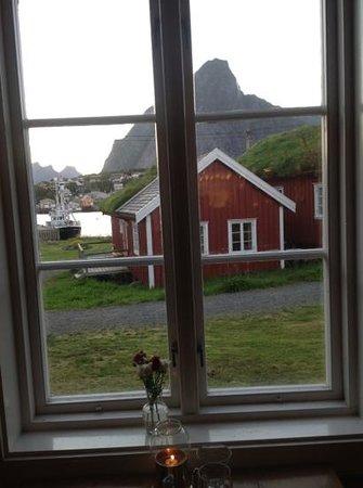 Gammelbua: dalla finestra