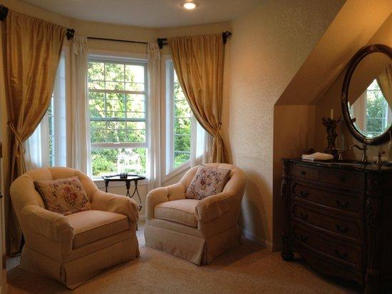 Cottage Creek Inn: Restful Fleur de Lys Suite