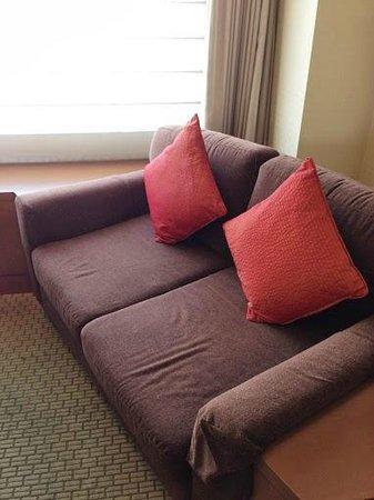 Royal Park Hotel: ソファー