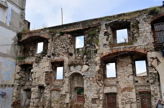 Diokletianpalast: ディオクレティアヌス宮殿