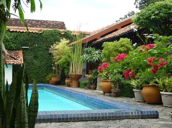 Top chambres autour de la piscine - Picture of Delta Home Stay  ZU01