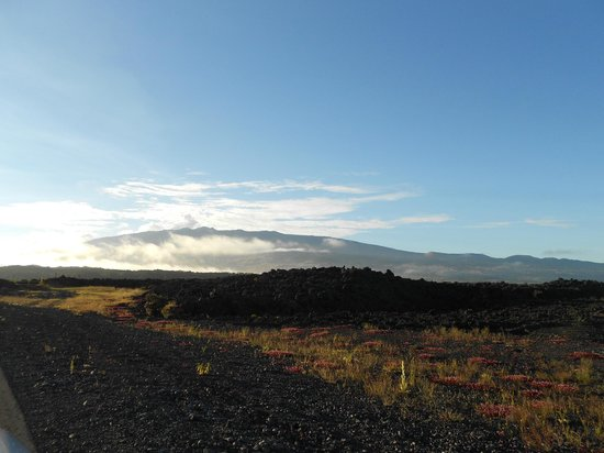 Maunakea Visitor Information Station : You are actually above the clouds