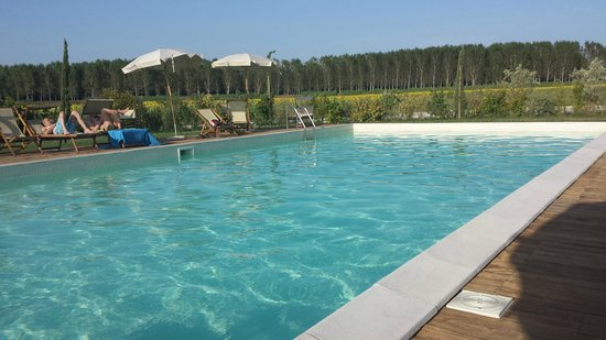 Le Colombaie Country Resort: piscina