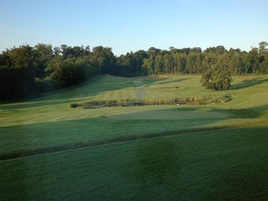 Bowood Hotel, Spa & Golf Resort: view from our room
