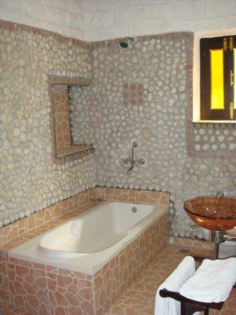 Hotel Megh Niwas : Bathrooms