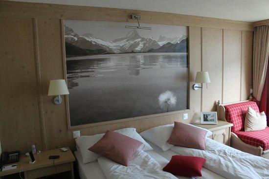 bild von hotel spinne grindelwald tripadvisor. Black Bedroom Furniture Sets. Home Design Ideas
