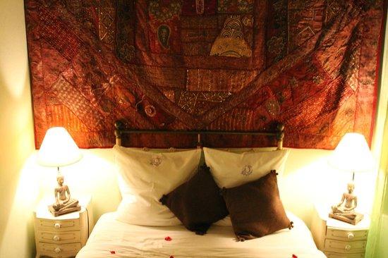 Riad Casa Lila: The Green Room