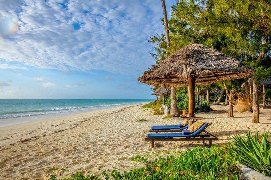 Anna of Zanzibar: The beach