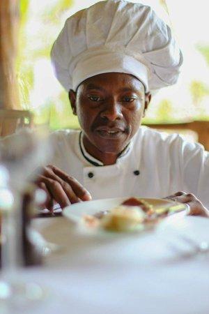 Anna of Zanzibar: Chef Shabani