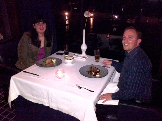 The Twelve Apostles Hotel and Spa : Supper
