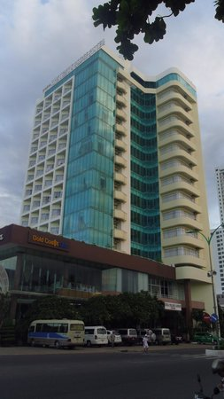 Nha Trang Lodge: ホテル全景