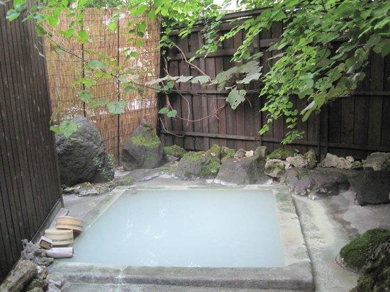 Tsuribashinoyado Sansuikan Yugawaso : bath