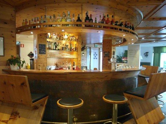 Rubner's Hotel Rudolf: Bar