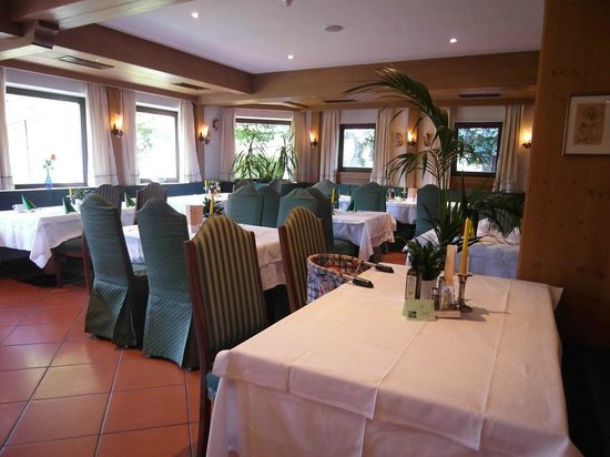 Rubner's Hotel Rudolf: Speisesaal