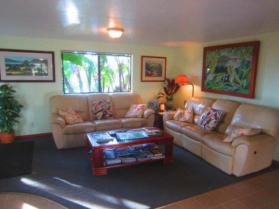 Peace Of Maui: .. mit Wohnzimmer