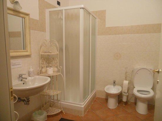 Ca' Borgo delle Rane : Il bagno
