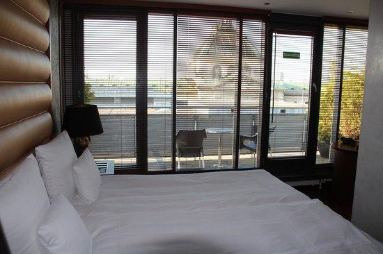 Anna Hotel: комната